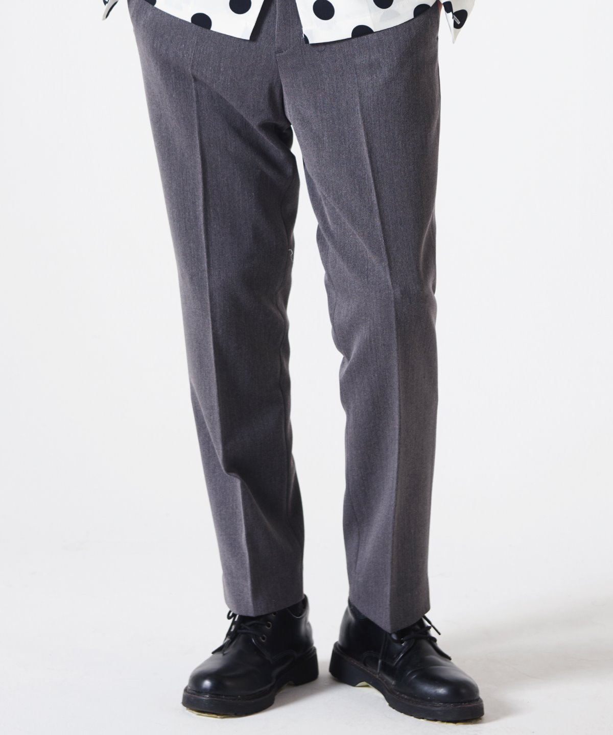 Basic Slacks (Grey)